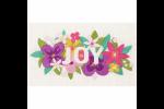 Anchor - Joy (Embroidery Kit)