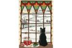 Anchor - Winter Through The Window (Long Stitch Kit)
