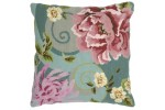 Anchor - Floral Swirl in Green Cushion (Tapestry Kit)