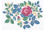 Anchor - The Dee Hardwicke Collection - Rose Garden (Cross Stitch Kit)