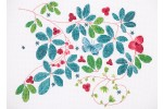 Anchor - The Dee Hardwicke Collection - Glasshouse Vine (Cross Stitch Kit)