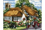 Anchor - The Village of Welford (Tapestry Kit)
