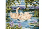 Anchor - Swans (Tapestry Kit)