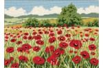 Anchor - Poppy Field (Tapestry Kit)