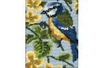 Anchor - Starter Kit - Blue Tit (Tapestry Kit)