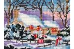 Anchor - Starter Kit - Snow Cottage (Tapestry Kit)