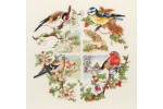 Anchor - Birds And Seasons (Cross Stitch Kit)