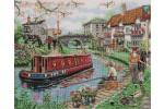 Anchor - Country Canal (Cross Stitch Kit)