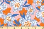 Blend Fabrics - Daydream - Cherry Blossoms - Pink (2)