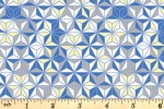 Blend Fabrics - Daydream - Glimmering Stars - Blue (1)