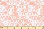 Blend Fabrics - Daydream - Glimmering Stars - Pink (2)