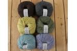 Black Sheep Crochet - Wrapped in Jamie CAL - Scotland (Drops Baby Merino Yarn Pack)