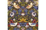 Bothy Threads - William Morris - Strawberry Thief (Cross Stitch Kit)