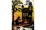 Bothy Threads - Pumpkin House (Cross Stitch Kit)