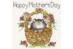 Bothy Threads - Basket of Roses (Cross Stitch Kit)