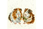 Bothy Threads -  Lettuce Be Friends (Cross Stitch Kit)