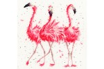 Bothy Threads -  Pink Ladies (Cross Stitch Kit)