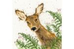 Bothy Threads -  Doe a Deer (Cross Stitch Kit)