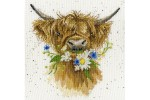 Bothy Threads -  Daisy Coo (Cross Stitch Kit)