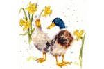 Bothy Threads -  Ducks and Daffs (Cross Stitch Kit)