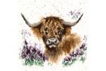 Bothy Threads -  Highland Heathers (Cross Stitch Kit)