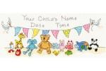 Bothy Threads - New Arrival Birth Sampler (Cross Stitch Kit)