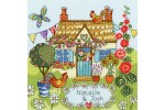 Bothy Threads - Our House (Cross Stitch Kit)