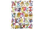 Bothy Threads - Alphabet Fun (Cross Stitch Kit)
