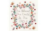 Bothy Threads -  Love Note (Cross Stitch Kit)
