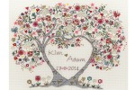 Bothy Threads -  Love Blossoms (Cross Stitch Kit)
