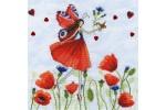 Bothy Threads - Summer Meadow (Cross Stitch Kit)