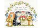Bothy Threads - The Purrrfect Day (Cross Stitch Kit)