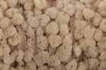 Pom Pom Trim - 10mm - Natural (per metre)