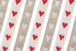 Berties Bows Design Ribbons - Linen (3m reel)