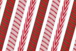 Berties Bows Design Ribbons - Woven (3m reel)