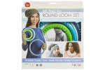 Boye Round Loom Set - For Lightweight Yarns - 5.5in, 7.5in, 9.5in