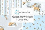 Clothworks - Guess How Much I Love You