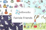 Clothworks - Fairisle Friends