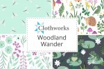 Clothworks - Woodland Wander