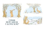 Clothworks - Guess How Much I Love You - Winter Panel (Y3078-1M)