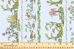 Clothworks - Leap Frog - Borders - Light Blue (Y3124-87)