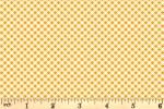 Clothworks - Leap Frog - Gingham - Orange (Y3128-69)