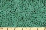 Clothworks - Imagine - Succulents - Teal (Y3425-104)