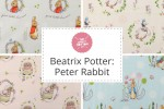 Craft Cotton Co - Peter Rabbit Collection