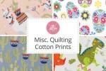 Craft Cotton Co - Miscellaneous Quilting Cotton Prints