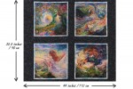 Craft Cotton Co - Ray of Hope - Blocks Panel (16047)