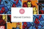 Craft Cotton Co - Marvel Comics Collection