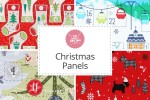 Craft Cotton Co - Christmas Panels Collection