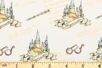 Craft Cotton Co - Harry Potter - Hogwarts (23800601)