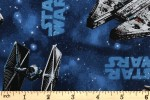 Craft Cotton Co - Star Wars - Ships (2412-05)